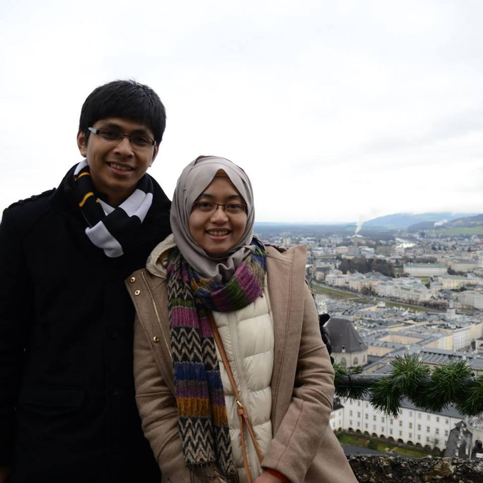 Ina dan suami